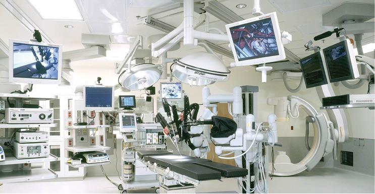 Cele mai comune exemple de aparatura medicala